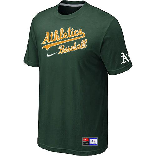 Men's Majestic Oakland Athletics Customized Replica Gold Alternate 2 Cool Base MLB Jersey